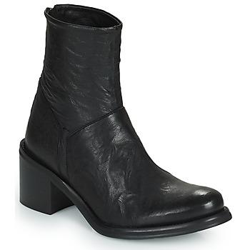 Cipők Női Városi csizmák Regard FELIX Fekete