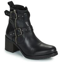 Cipők Női Városi csizmák Regard UGLAS Fekete