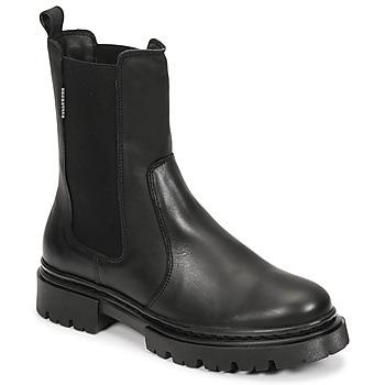 Cipők Női Csizmák Bullboxer 610507E6L_BLCK Fekete