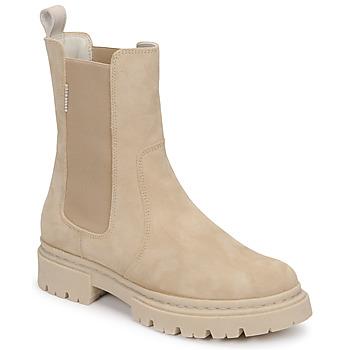 Cipők Női Csizmák Bullboxer 610507E6CAALMD Bézs