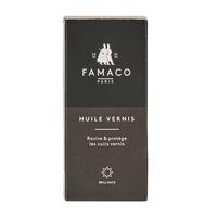 Kiegészítők Cipőápolók Famaco FLACON HUILE VERNIS 100 ML FAMACO NOIR Fekete