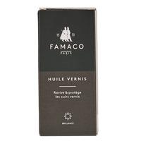 Kiegészítők Cipőápolók Famaco FLACON HUILE VERNIS 100 ML FAMACO INCOLORE Színtelen