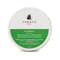 Kiegészítők Cipőápolók Famaco BOITE DE GRAISSE ECO / ECO WAX 100 ML FAMACO Színtelen