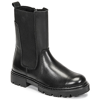 Cipők Lány Csizmák Bullboxer AJS504BLCK Fekete
