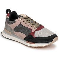 Cipők Női Rövid szárú edzőcipők HOFF JERSEY Rózsaszín / Szürke / Fekete