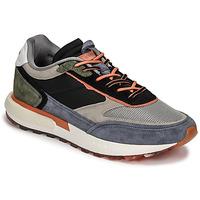 Cipők Férfi Rövid szárú edzőcipők HOFF TUAREG Kék / Narancssárga