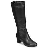 Cipők Női Városi csizmák Spot on F50366-BLACK Fekete