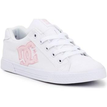 Cipők Női Rövid szárú edzőcipők DC Shoes ADJS300243WPW Fehér