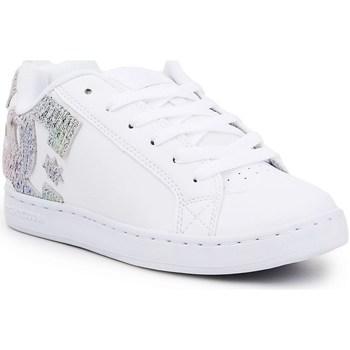 Cipők Női Rövid szárú edzőcipők DC Shoes 300678TRW Fehér