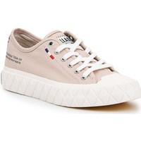 Cipők Női Rövid szárú edzőcipők Palladium Manufacture Ace Cvs U Bézs