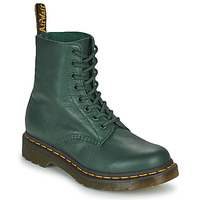 Cipők Női Csizmák Dr Martens 1460 PASCAL Zöld