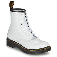 Cipők Női Csizmák Dr Martens 1460 W Fehér