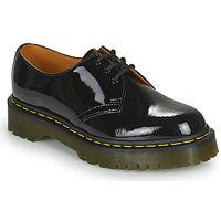 Cipők Női Oxford cipők Dr Martens 1461 BEX Fekete