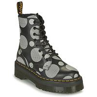 Cipők Női Csizmák Dr Martens JADON Fehér / Szürke