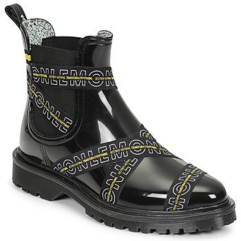 Cipők Női Gumicsizmák Lemon Jelly SOLYN Fekete