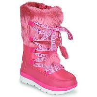Cipők Lány Hótaposók Agatha Ruiz de la Prada APRESKI Rózsaszín