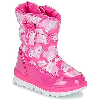 Cipők Lány Hótaposók Agatha Ruiz de la Prada APRESKI Ezüst