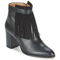 Cipők Női Bokacsizmák Fericelli JOVELIO Fekete