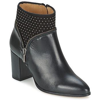 Cipők Női Bokacsizmák Fericelli ANTILLO Fekete