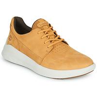 Cipők Férfi Rövid szárú edzőcipők Timberland BRADSTREET ULTRA LTHR OX Bézs