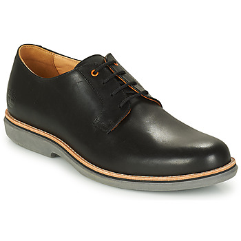 Cipők Férfi Oxford cipők Timberland CITY GROOVE DERBY Fekete