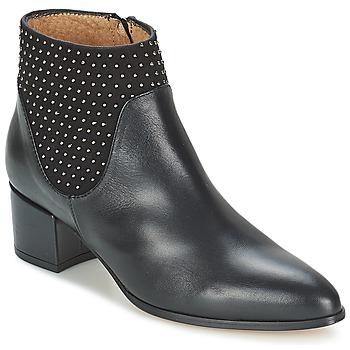 Cipők Női Bokacsizmák Fericelli TAMPUT Fekete