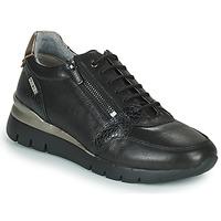 Cipők Női Rövid szárú edzőcipők Pikolinos CANTABRIA Fekete