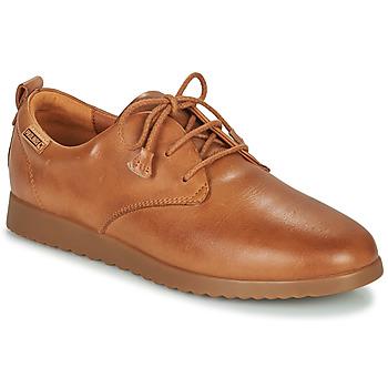 Cipők Női Oxford cipők Pikolinos MALLORCA Barna