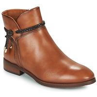 Cipők Női Csizmák Pikolinos ROYAL Barna