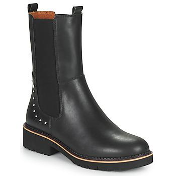 Cipők Női Csizmák Pikolinos VICAR Fekete