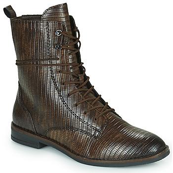 Cipők Női Csizmák Tamaris PEPIN Barna