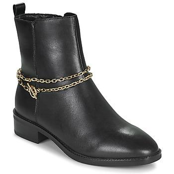 Cipők Női Csizmák Tamaris THOMA Fekete  / Arany