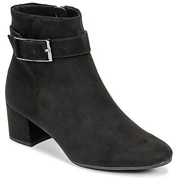 Cipők Női Bokacsizmák Tamaris LASTIN Fekete