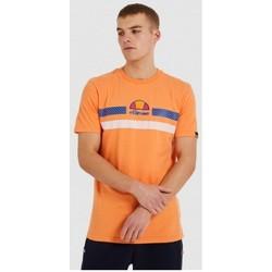 Ruhák Férfi Rövid ujjú pólók Ellesse CAMISETA CORTA HOMBRE  SHI09758 Narancssárga