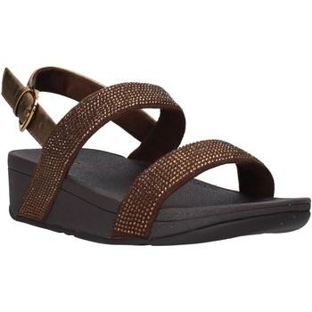 Cipők Női Szandálok / Saruk FitFlop T77-012 Barna