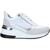 Cipők Női Rövid szárú edzőcipők Keys K-4150 Fehér