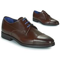 Cipők Férfi Oxford cipők Azzaro GARONNE Konyak