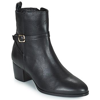 Cipők Női Csizmák JB Martin AUDE Fekete