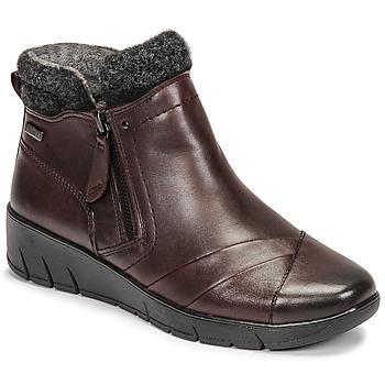 Cipők Női Csizmák Jana GHERRA Bordó