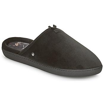 Cipők Női Mamuszok Isotoner 97313 Fekete