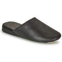 Cipők Férfi Mamuszok Isotoner 96607 Fekete