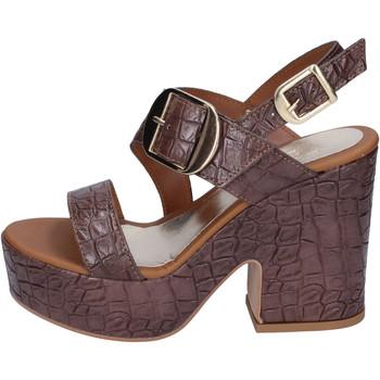 Cipők Női Szandálok / Saruk Sara Collection Szandál BJ924 Barna