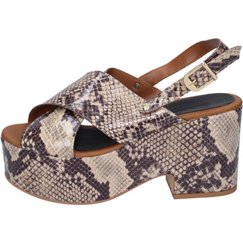 Cipők Női Szandálok / Saruk Sara Collection Szandál BJ932 Bézs