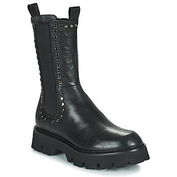 Cipők Női Csizmák Fru.it ALOISA Fekete