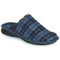 Cipők Férfi Mamuszok Romika Westland TOULOUSE 57 Kék / Fekete