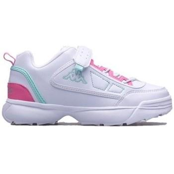 Cipők Gyerek Rövid szárú edzőcipők Kappa Rave MF K