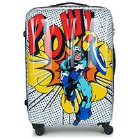 Táskák Keményfedeles bőröndök American Tourister MARVEL LEGENDS POP ART 77 CM Sokszínű