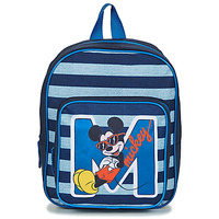 Táskák Fiú Hátitáskák Disney SAC A DOS MICKEY 31 CM Tengerész