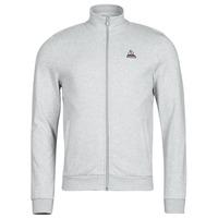 Ruhák Férfi Melegítő kabátok Le Coq Sportif ESS FZ SWEAT N 3 M Szürke / Tarka