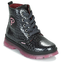 Cipők Lány Csizmák Pablosky 404157 Fekete